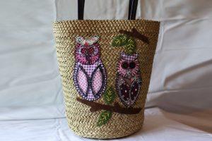 Owl-Hand-Bag
